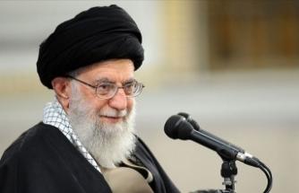 İran lideri Hamaney: İran İngiltere'nin deniz korsanlığını cevapsız bırakmayacaktır