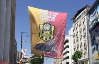 Malatya'da Avrupa kupası heyecanı yaşanıyor
