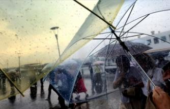 4 il için kuvvetli yağış uyarısı