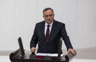 MHP'li Akçay: CHP, PKK'nın destekçisi HDP'nin eş partisidir