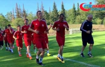 Sivasspor'un Hollanda kampı başladı