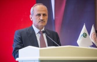 Ulaştırma ve Altyapı Bakanı Turhan'dan 'Doğu Akdeniz' açıklaması