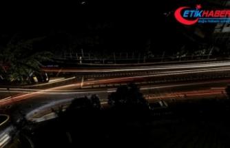 Venezuela yeniden karanlığa büründü