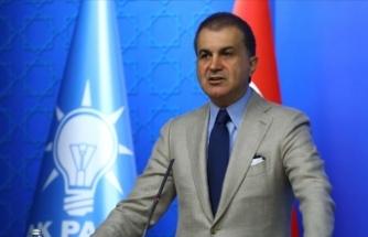 AK Parti Sözcüsü Çelik: Bu ölçekte bilgisizlik CHP adına da kabul edilemez bir durum