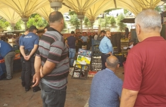 Başkent'te pazar yeri kavgası: 5 yaralı