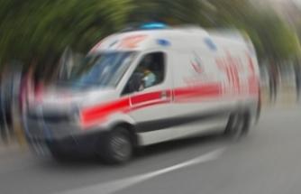 Fındık bahçesinde yıldırım isabet eden kadın ağır yaralandı