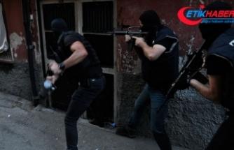 İstanbul'da terör örgütü PKK adına faaliyette bulunanlara operasyon