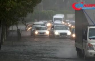 İstanbul Valiliğinden şiddetli yağışa ilişkin açıklama