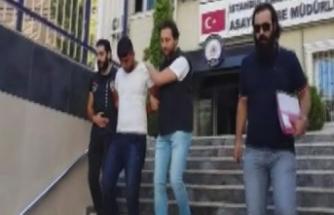 İstanbul'da 3 ilçede tekstil atölyelerini soyan hırsız yakalandı