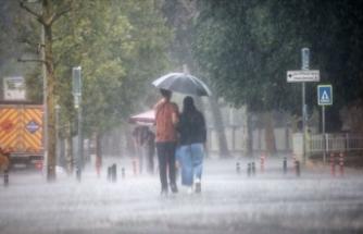 İstanbul için yağış uyarısı