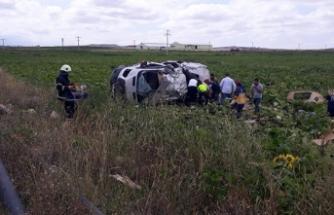 Nevşehir'de minibüs ile tır çarpıştı: 6 ölü, 9 yaralı