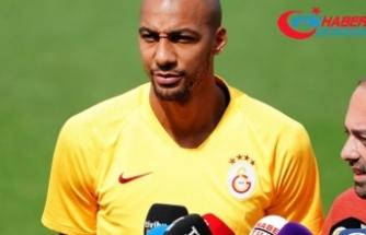"""Steven Nzonzi: """"Galatasaray'ı seçerken zorlanmadım"""""""