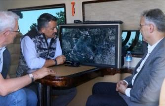 Tarım ve Orman Bakanı Pakdemirli: Orman yangınlarıyla mücadelede bu sene daha başarılıyız