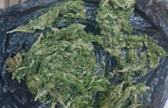 Uyuşturucu satıcılarına darbe: 4,5 kilo esrar ele geçirildi