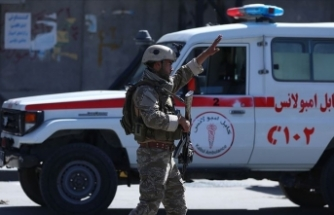 Afganistan'da 615 DEAŞ üyesi teslim oldu