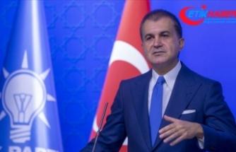 AK Parti Sözcüsü Ömer Çelik: Erken seçim diye bir şey yok, seçimler bitti