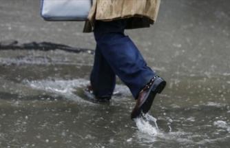 Meteoroloji'den sağanak yağış uyarısı: İstanbul'da etkili olacak