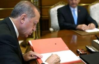 Erdoğan'dan 'AB ile Vize Serbestisi Diyaloğu Süreci' genelgesi
