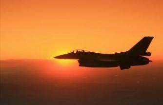 Irak'ın kuzeyindeki Avaşin bölgesinde 3 terörist etkisiz hale getirildi