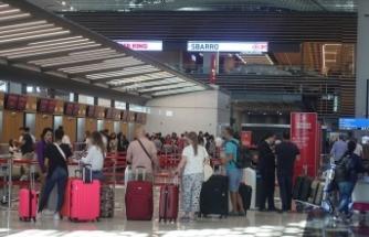 İstanbul Havalimanı kargo terminalinde 1 ton 745 kilogram uyuşturucu ele geçirildi