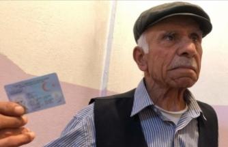 41 yıl sonra ortaya çıkan Mehmet Amca kimliğine kavuştu
