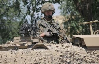 ABD Afganistan'daki asker sayısını düşürmüş
