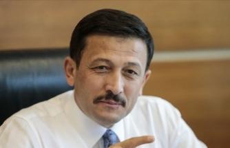 AK Parti'den Tunç Soyer'in 'Kıbrıs' açıklamasına tepki
