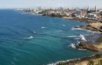 Brezilya'daki petrol sızıntısı 'Brezilya'nın Karayipleri'ne kadar ulaştı