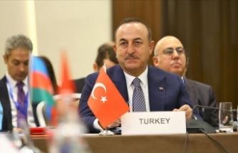 Dışişleri Bakanı Çavuşoğlu: Türkiye'nin hedefi son derece net