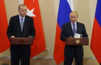 Erdoğan-Putin görüşmesi Rus basınında geniş yer buldu