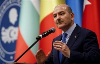 İçişleri Bakanı Soylu: Gelecek nesillerimize terör koridoru bırakamayız