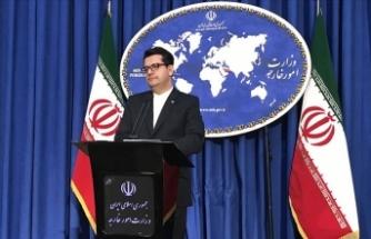 İran Dışişleri Bakanlığı Sözcüsü Musevi: İran nükleer anlaşmayla ilgili dördüncü adımı atmaya hazır