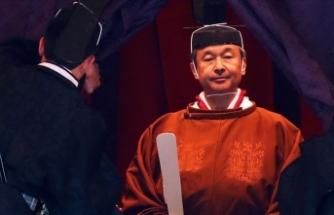 Japonya'nın 126. İmparatoru Naruhito tahta çıktı