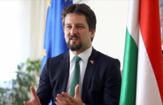 Macaristan'ın Ankara Büyükelçisi Matis: Macarlar Türkiye'yi ikinci evleri olarak görüyor
