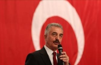 """MHP'li Büyükataman: Şer ittifakının inkârda da birleştiğini büyük Türk milleti """"hayretle"""" izlemektedir"""