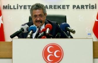 MHP'li Yıldız: 'PYD/YPG'yi PKK'dan ayrı örgüt olarak tarif etmek ülkemize ihanettir'