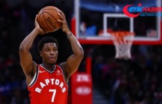 NBA'de son şampiyon sezona galibiyetle başladı