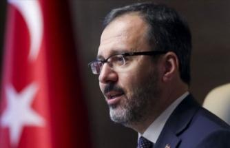 'Sporcularımız şanlı Türk ordusunu oyunlarda en iyi şekilde temsil edecektir'