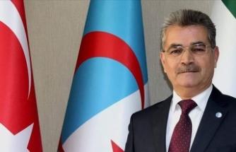 Suriyeli Türkmenlerden Barış Pınarı Harekatı'na destek