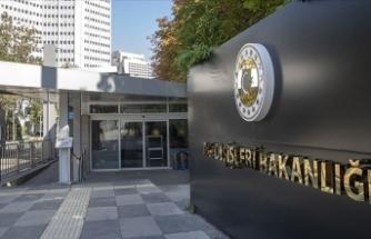 Türkiye Afganistan'daki terör saldırısını şiddetle kınadı