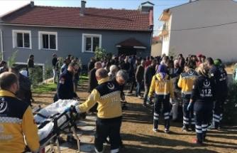 Uşak'ta yangın: Aynı aileden 3'ü çocuk 4 ölü