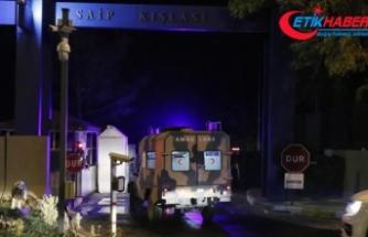 20. Zırhlı Tugay Komutanlığının cephaneliğinde patlama: 17 yaralı