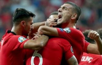 A Milli Futbol Takımı, tarihinin en iyi grup performansıyla EURO 2020'de
