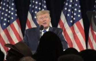 ABD Başkanı Trump: Ben olmasaydım, Hong Kong 14 dakikada yeryüzünden silinmiş olurdu