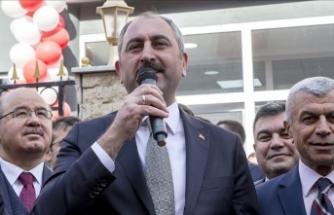 Adalet Bakanı Abdulhamit Gül: Ticari davalara arabuluculuk getirdik