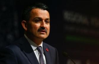 Bakan Pakdemirli'den İzmir'e tarıma dayalı OSB müjdesi