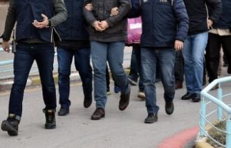 Antalya'da FETÖ/PDY operasyonunda 81 şüpheli yakalandı