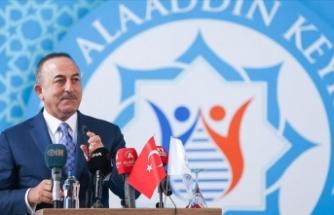 Dışişleri Bakanı Çavuşoğlu'ndan Fransa'ya tepki
