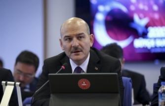 İçişleri Bakanı Soylu: İHA'ların tespit ettiği toplamda 1144 terörist etkisiz hale getirildi
