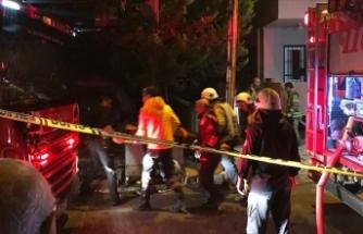 Kartal'da yangında 1 kişi öldü, 5 kişi tedavi altına alındı
